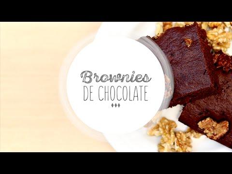 cómo-hacer-brownies-de-chocolate-|-recetas-fáciles