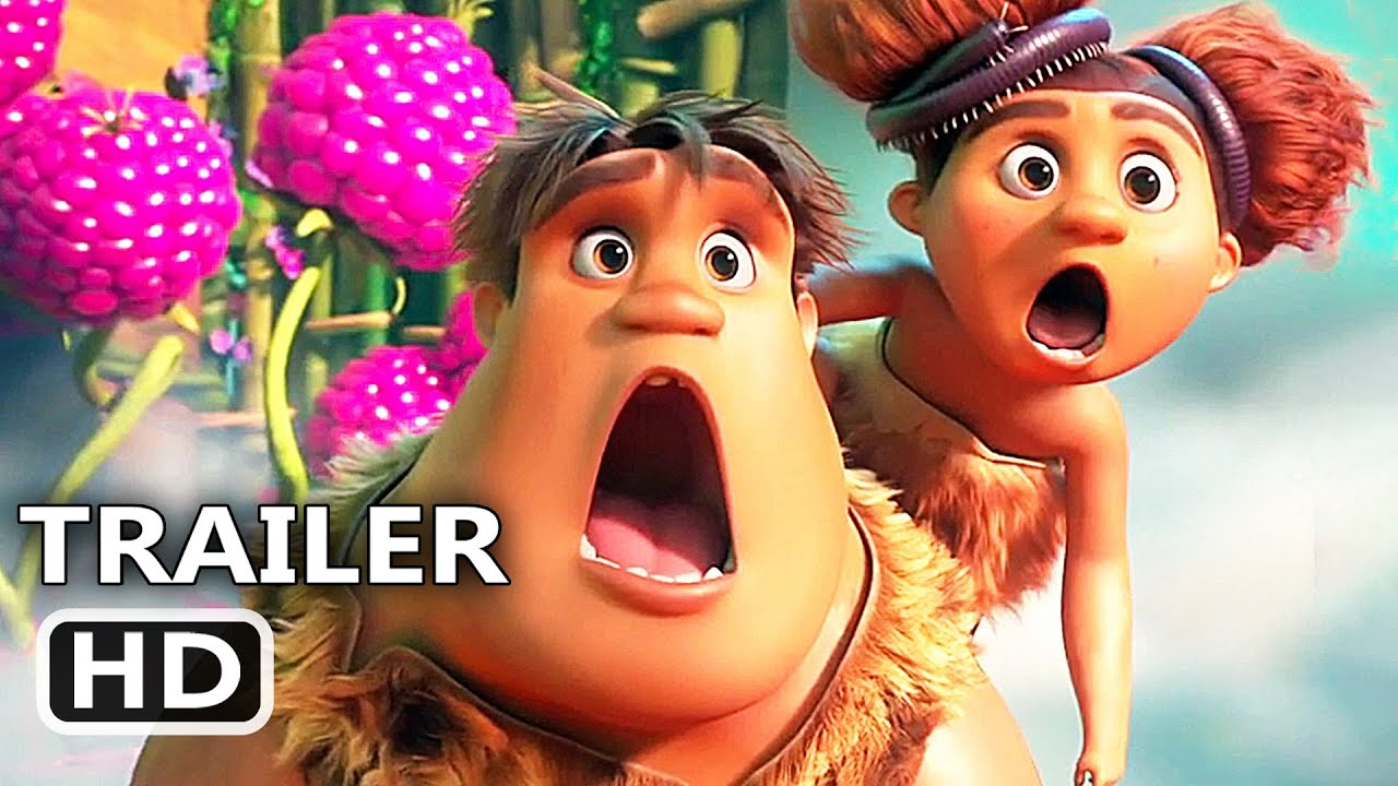 Download THE CROODS 2 Official Trailer (2020) A New Age, Animation Movie HD