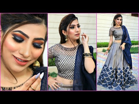 Must Try EID MAKEUP Look - Step By Step Tutorial for Beginners | #Budget #Affordable #GRWM #Anaysa thumbnail