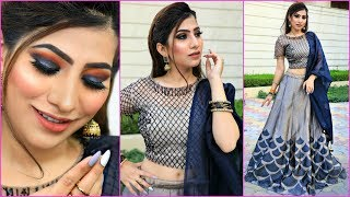 Must Try EID MAKEUP Look - Step By Step Tutorial for Beginners | #Budget #Affordable #GRWM #Anaysa
