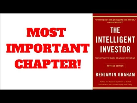STOCK MARKET FLUCTUATIONS - TAKE ADVANTAGE - THE INTELLIGENT INVESTOR BOOK