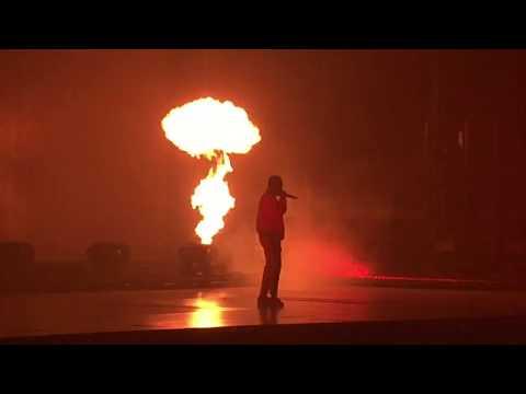 Kendrick Lamar  |  ELEMENT  |  The DAMN. Tour 2017 US/Canada  |