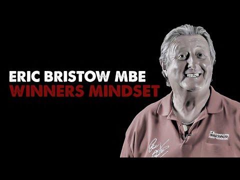 Legend of Darts  - Eric Bristow MBE on Winners Mindset