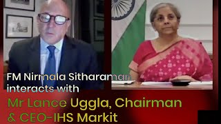 FM outlines Modi govt's top priorities: Sitharaman's interview highlights