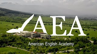 American English Academy Promo