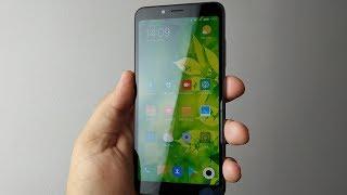 5 ПРИЧИН КУПИТЬ Xiaomi Redmi 6a