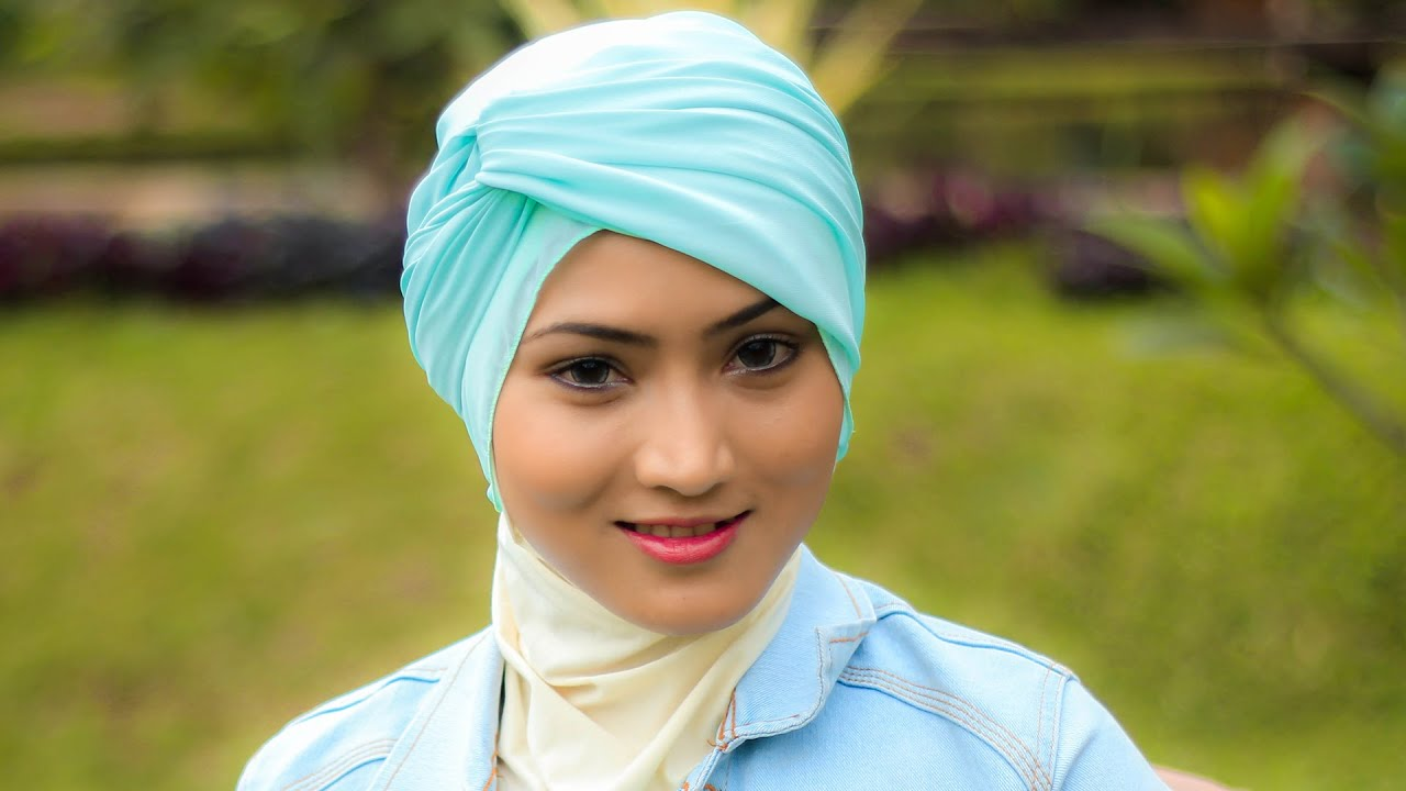Hijab Tutorial Alhumaira Daily Turban YouTube
