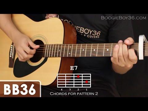 Kahit Maputi Na Ang Buhok Ko - Noel Cabangon / Yeng Constantino Full Guitar Tutorial (TAB & chords)