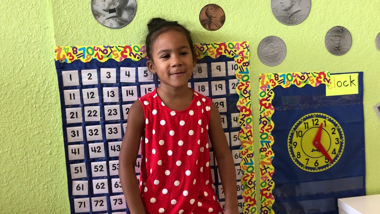 Emma wants to remind you that FREE VPK starts on Monday 8/12!