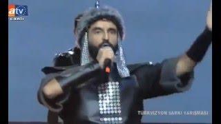 Gambar cover Türkvizyon şarkı yarışması geliş
