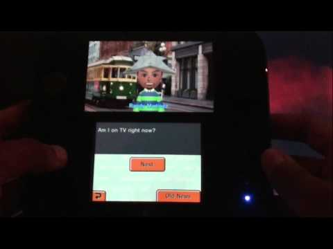 Tomodachi Life for 3DS - Nil's Tour Around His Island (2DS Audio + Commentary)