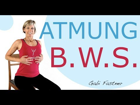 🐳18 Min. Aktives Zusammenspiel Von Brustwirbelsäule Und Atmung, Im Sitzen