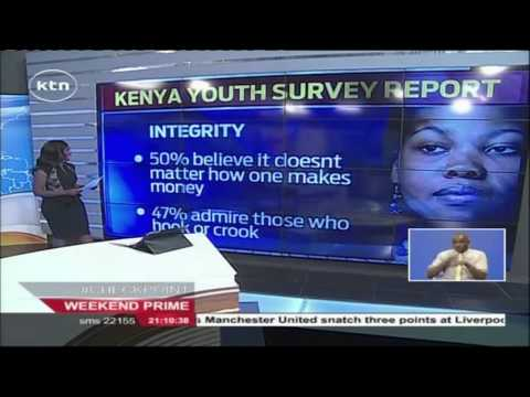 Kenya youth survey report findings