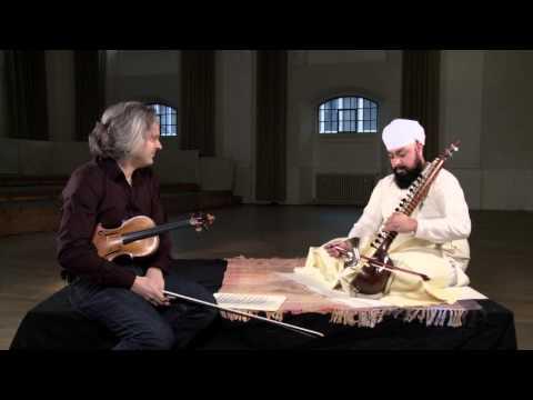Adrián Varela and Kirpal Singh Panesar in conversation