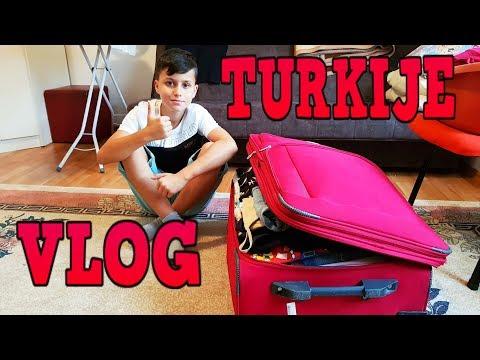 Na shkoj Hamza ne Turkije VLOG