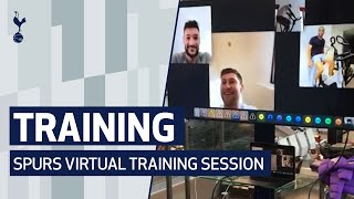 Training | Spurs Virtual Training Session!