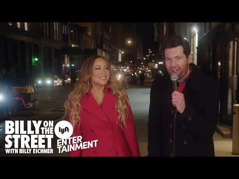 Billy On The Street Ft. Mariah Carey