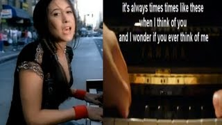 Vanessa Carlton - A Thousand Miles (Piano)
