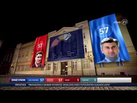 Davor Božinović - Nova TV