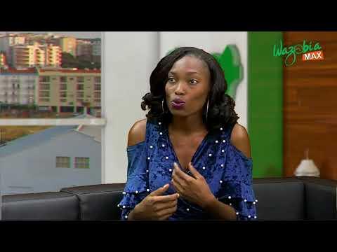 Founder Mandy Rachael Designs Hello Nigeria