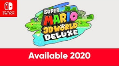 Super Mario 3D World LEAKED for Nintendo Switch in 2020?!
