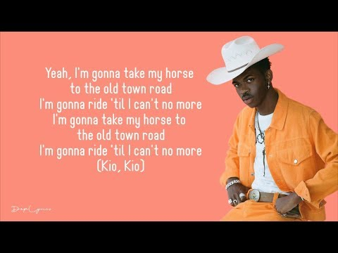 Lil Nas X - Old Town Road  🎵