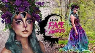 NATURE GODDESS | NYX Face Awards Poland | TOP 20 | KarolinaZientek