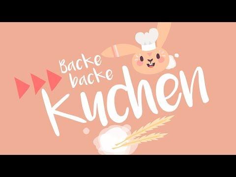Backe, backe Kuchen - Kinderlied zum Mitsingen (deutsch) | MoupMoup Kinderlieder