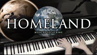 Sad Piano Music - Homeland | Piano Performance