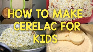Homemade cerelac for 6 -10 Months babies - Indian Baby Healthy Food