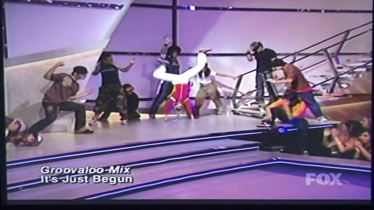 Download Street Dance   The Groovaloos   So You Think You Can Dance - 2005