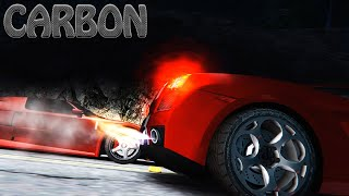 NEED FOR SPEED CARBON #8 КУПИЛ ШЕЛБИ