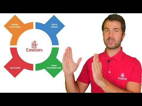 ✈️ How To Pass Emirates Open Days: Emirates Group Discussion #1