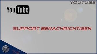 YouTube Support kontaktieren - So geht es