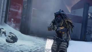 Call of Duty: Infinite Warfare — трейлер бета-тестирования