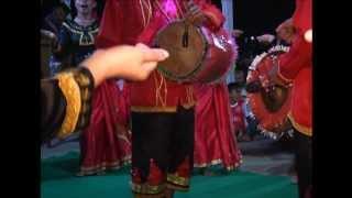 tarian khas poso moende musik karambangan