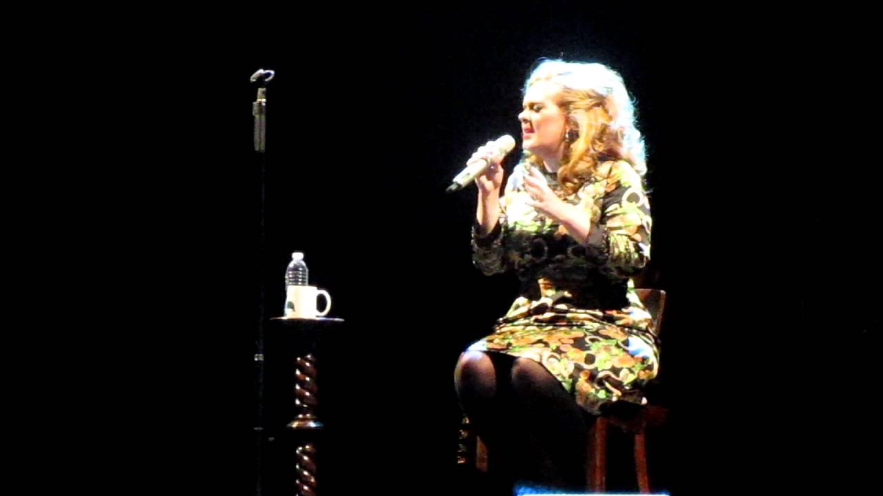 Adele turning tables vancouver youtube - Traduction turning tables adele ...