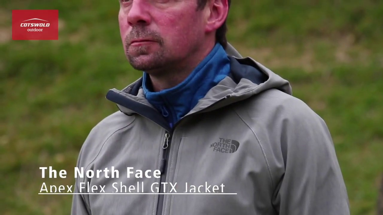 The North Face Apex Flex Jacket - YouTube 377e09694