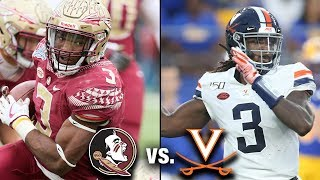 Florida State vs. Virginia: 2019 Game Preview