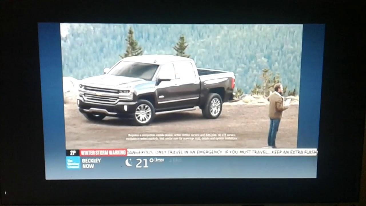 Chevy Silverado Tv Commercial Jan 2016