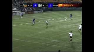 Japanese Central MF, Shintaro HARADA(原田慎太郎), USL game VS Rochester