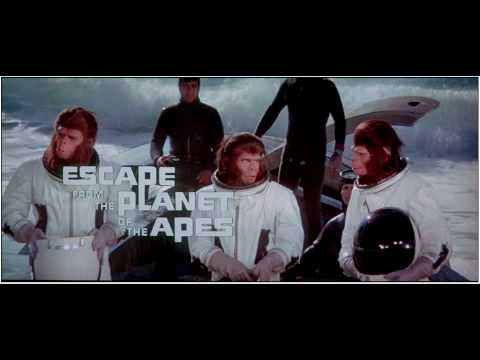Jerry Goldsmith - Escape from the Planet of the Apes (1971): Suite part 1