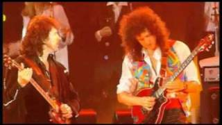 BRIAN MAY (Queen), TONY IOMMI & GARY CHERONE - Hammer to Fall