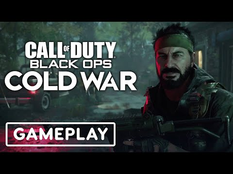 Call of Duty: Black Ops Cold War - Official Gameplay Trailer   PS5 Showcase