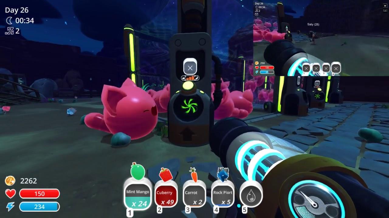 Slime Rancher Multiplayer Mod | Co-op & Multiplayer Local LAN Online