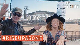 Смотреть клип Fonseca Y Debi Nova - Rise Up