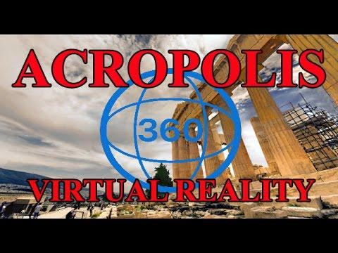 ACROPOLIS FOR EVER 360 Virtual Tour - Εικονική περιήγηση της Ακρόπολης