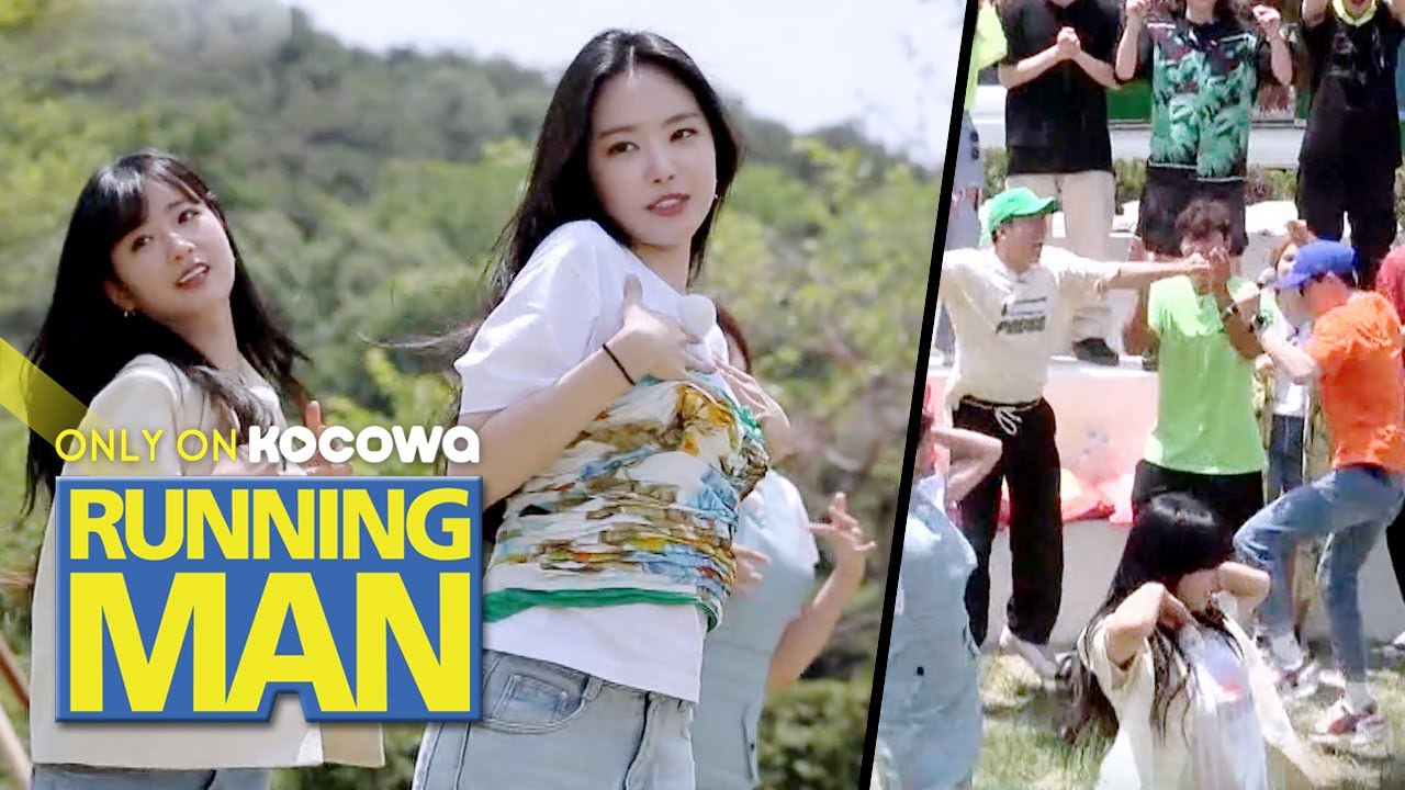 Apink's Most Popular Song Livens up the Atmosphere [Running Man Ep 458]