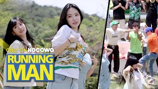Gambar cover Apink's Most Popular Song Livens up the Atmosphere [Running Man Ep 458]