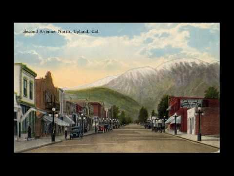 Historic Downtown Upland California Youtube